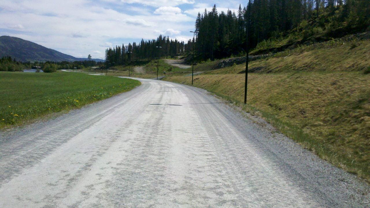 Jeg er ikke så kjip av jeg velger hovedveien....