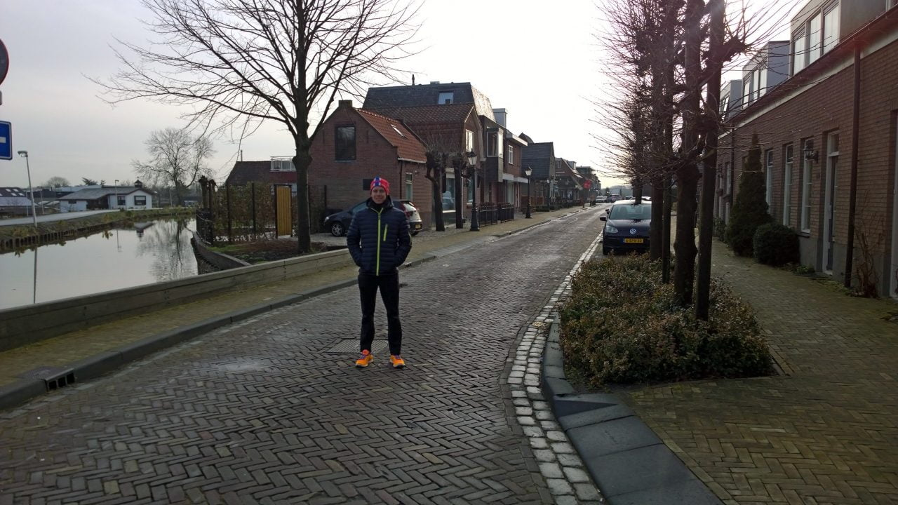Morsomt å være tilbake i Nederland!