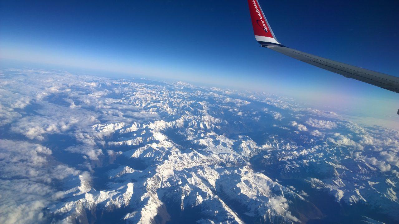 Fly fra snøen eller konfrontere den?