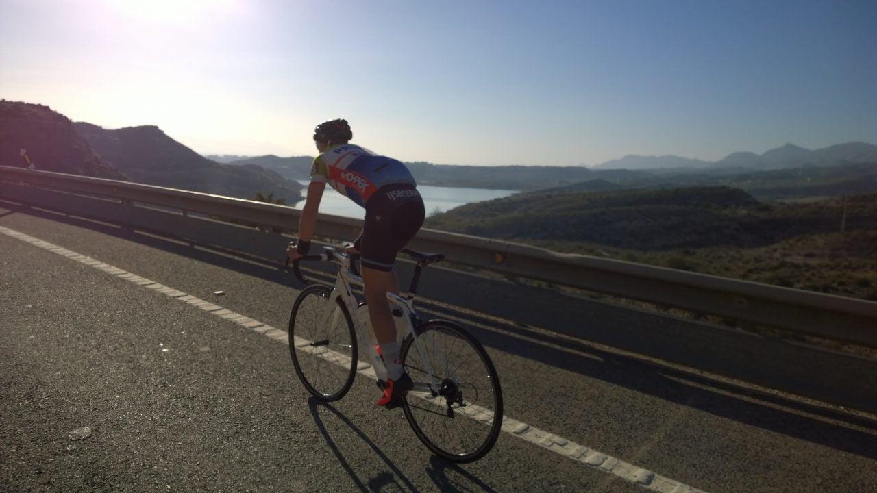 Det har vært noen fin-fine økter i Spania. Husk at du kan se alle sykkelturer på ved å følge meg på Strava!