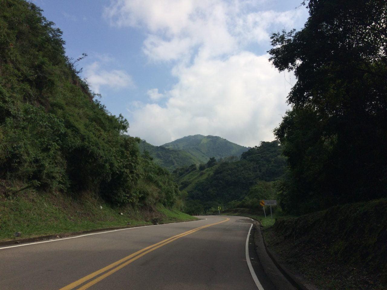 Jeg fikk trent bra med fjell i Colombia. Nå er det Katalonia som skal by på tøffe stininger.